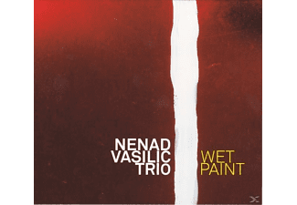 Nenad Trio Vasilic - Wet Paint - (CD)