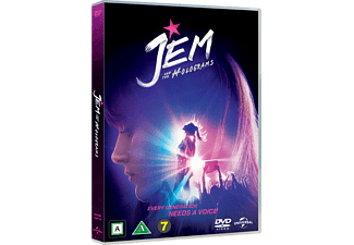 Jem and the Holograms - DVD Komedi DVD