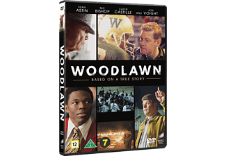 Woodlawn - DVD Drama DVD