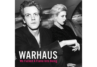 Warhaus - We Fucked A Flame Into Being (LP+MP3) [LP + Download]