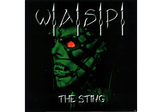 W.A.S.P. - The Sting - (CD + DVD Video)