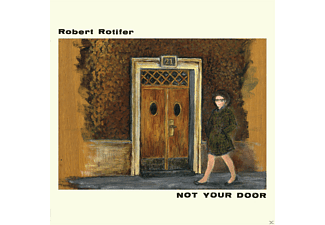 Rotifer Robert - Not Your Door - (Vinyl)