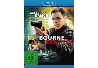 Die Bourne Identität (Matt Damon, Franka Potente) Action Blu-ray