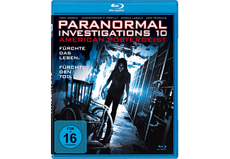 Paranormal Investigations 10 - American Poltergeist [Blu-ray]