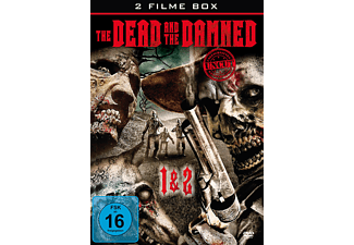 The Dead and the Damned 1 & 2 - (DVD)