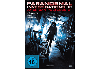 Paranormal Investigations 10 - American Poltergeist - (DVD)