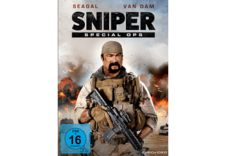 Sniper: Special Ops - (DVD)