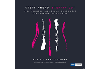 Steps Ahead, WDR Big Band Köln - Steppin'Out [Vinyl]