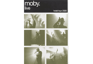 Moby - Moby Live: The Hotel Tour 2005 - (DVD + CD)