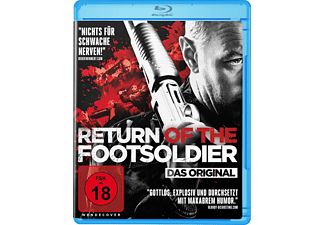 Return of the Footsoldier - (Blu-ray)