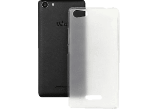 Crystal Backcover Wiko Fever 4G Thermoplastisches Polyurethan (TPU) Transparent