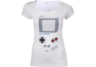 Dames T-shirt - Game Boy, maat L | T-Shirt
