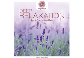 Dakini Mandarava - entspanntSEIN - Deep Relaxation (Calm & Peaceful Yoga Music) - (CD)