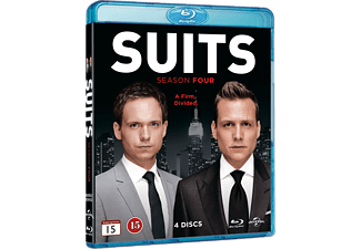 Suits Säsong 4 Komedi Blu-ray