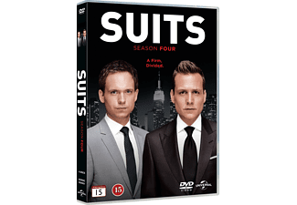 Suits Säsong 4 DVD Komedi DVD