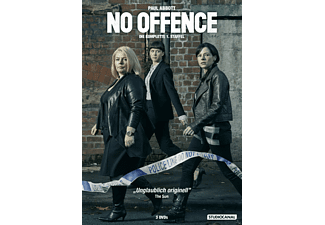 No Offence - Staffel 1 [DVD]