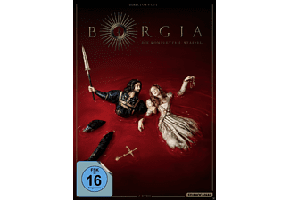 Borgia (Director's Cut) - Staffel 3 [DVD]
