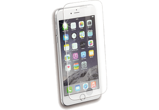 VIVANCO Skyddsglas + Mikrofiberduk + Dammborttagare för iPhone6 Plus - Transparent