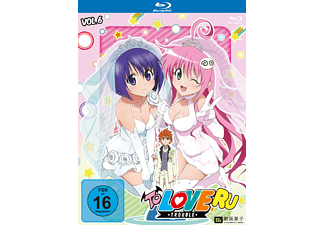 To Love Ru - Trouble Vol. 6 [Blu-ray]