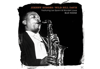 Johnny/wild Bill Hodges - Blue Hodge-Featuring Less Spann & Mundell Lowe [CD]
