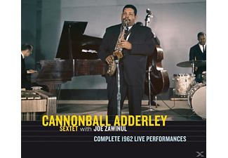 Cannonball -sex Adderley - Complete 1962 Live Performances+3 Bonus Tracks [CD]