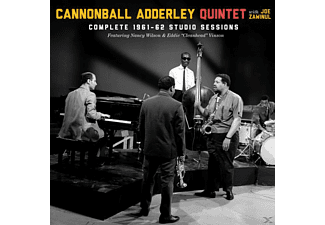 Cannonball - Quintet Adderley - Complete 1961-62 Studio Sessions [CD]