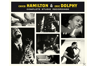 Chico & Eric Do Hamilton - Complete Studio Recordings+7 Bonus Tracks [CD]
