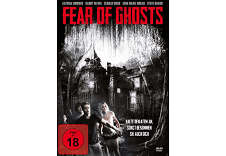 Fear of Ghosts - (DVD)