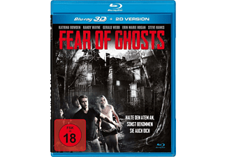 Fear of Ghosts [3D BD&2D BD, Blu-ray]