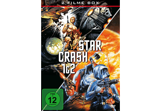 Star Crash 1 & 2 - (DVD)