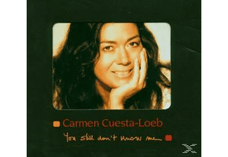 Cuesta - You Still Don't Know Me [CD]