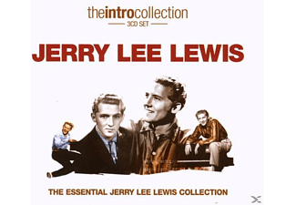 Jerry Lee Lewis - The Essential Jerry Lee Lewis Collection (CD)