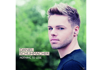 Daniel Schuhmacher - Nothing To Lose - (CD)