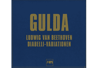 Friedrich Gulda - Diabelli-Variationen - (CD)