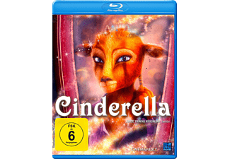 Cinderella - New Edition - (Blu-ray)