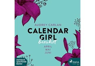 Dagmar Bittner - Calendar Girl/Berührt/April,Mai,Juni (MP3) - (MP3-CD)