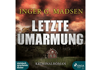 Claudia Drews - Letzte Umarmung (MP3) - (MP3-CD)