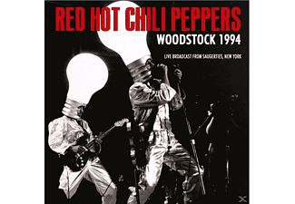 Red Hot Chili Peppers - Woodstock 1994 [CD]
