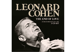 Leonard Cohen - The End Of Love [CD]