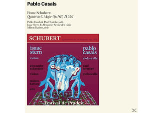 Casals Pablo - Quintett In C-Dur op.163,D.956 [CD]