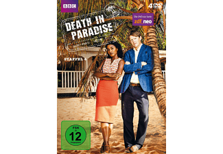 Death in Paradise - Staffel 4 [DVD]