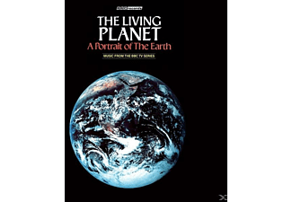 VARIOUS - The Living Planet-A Portrait Of The Earth - (CD)