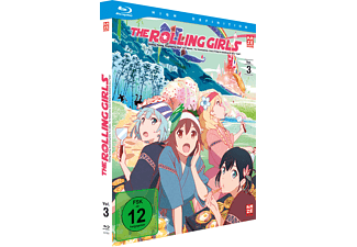 The Rolling Girls Vol. 3 - (Blu-ray)