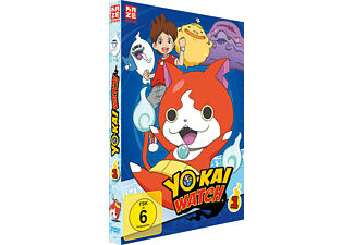Yo-Kai Watch - Vol. 1 - (DVD)