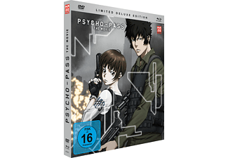 Psycho-Pass: The Movie - (Blu-ray + DVD)