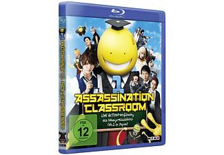 Assassination Classroom - Realfilm [Blu-ray]