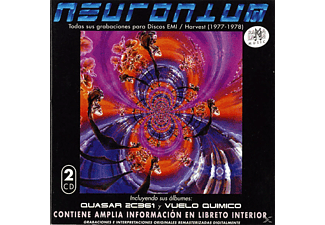 Neuronium - Sus Singles Para Emi/Harvest - (CD)