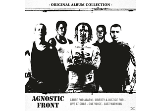 Agnostic Front - Original Album Collection: Discovering AGNOSTIC FR - (CD)