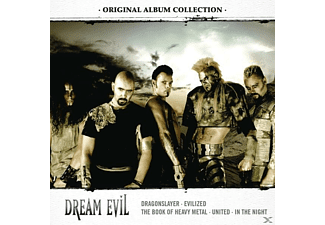 Dream Evil - Original Album Collection: Discovering DREAM EVIL [CD]