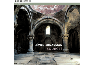 Levon Minassian - Sources - (CD)